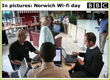 Norwich WiFi