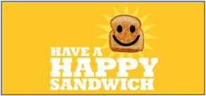 Have A Happy Sandwich