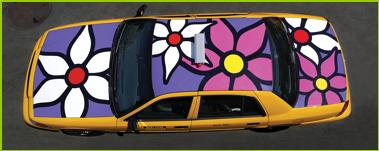 Flower Cab