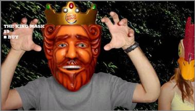 Burger KingHalloween