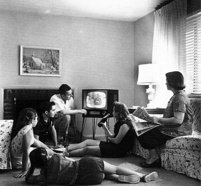 1950s familytv