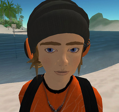 avatar kid