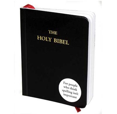 holy bibel
