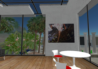 second life room