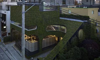 botanic architecture