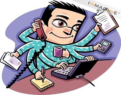 multitasking small business