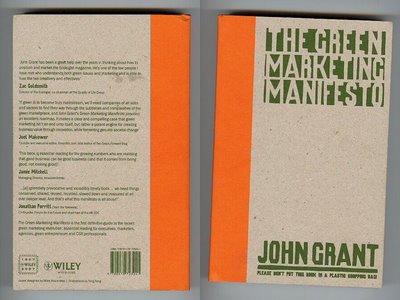 Jonh Grant Green MarketingManifesto