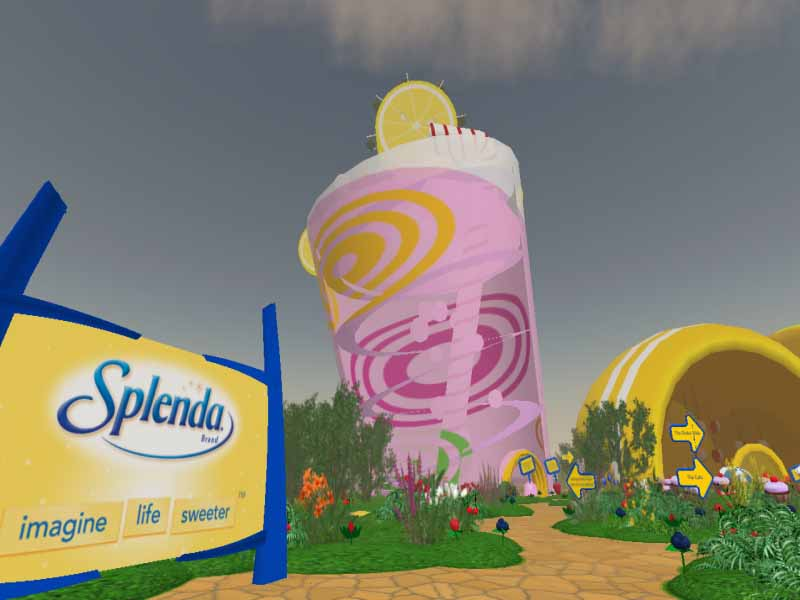 splenda second life