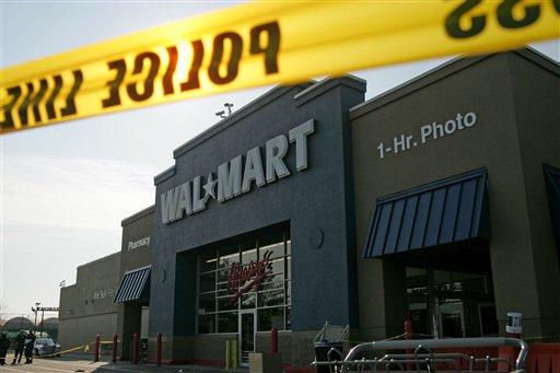 Wal Mart Death