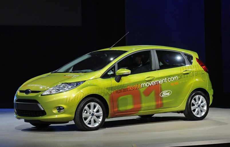 Fiesta Movement Generates Excitement for Launch of New Car