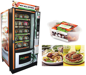 FreshDirect vending machines