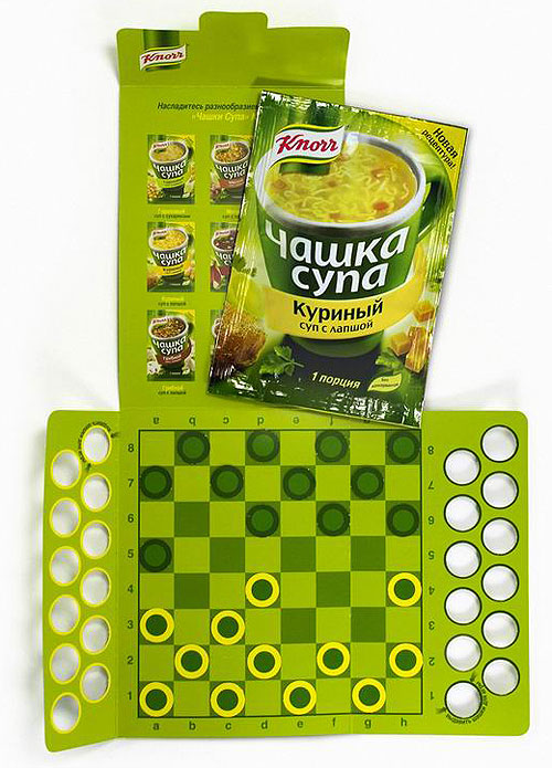 knorr draughts