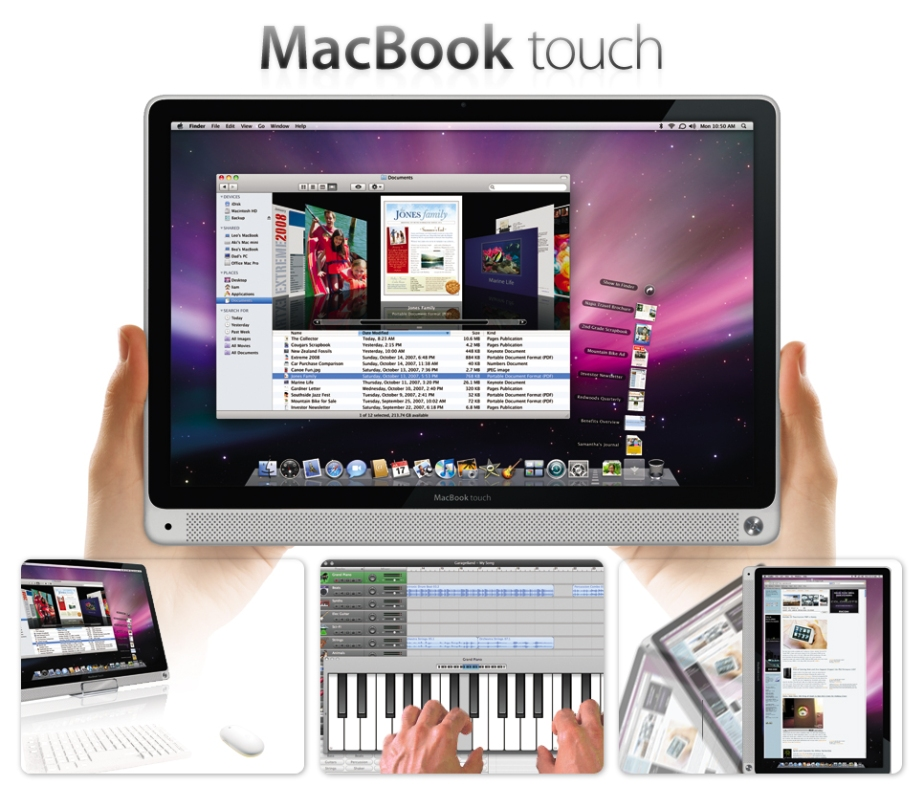 macbook tablet