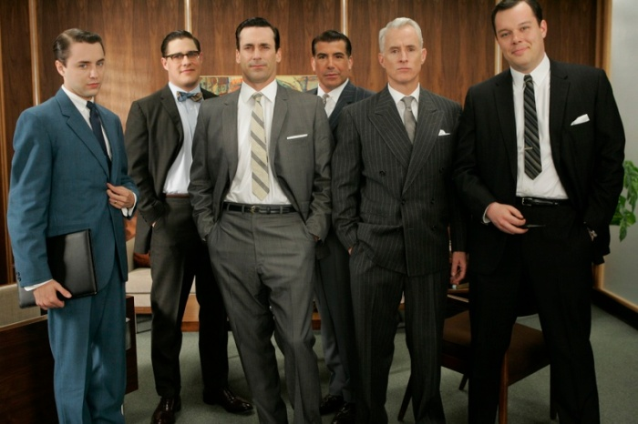 madmen suits