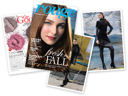 rouge magazine