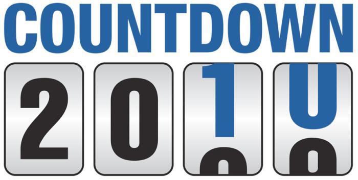 2010 countdown